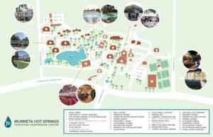 TPC Retreat 家庭靈修會 map